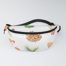 Forest Fox Fanny Pack