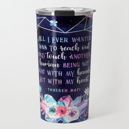 Shatter Me Travel Mug