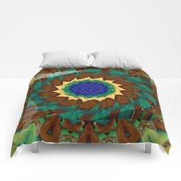 Whirly Twirly Nausea Comforters