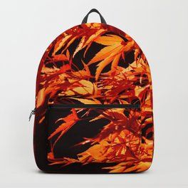 AUTUMN LEAVES - RED MAPLE Backpack