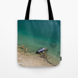 Old, Abandoned and Forgotten Tote Bag