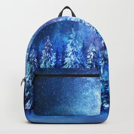 Forest under the Starlight Backpack