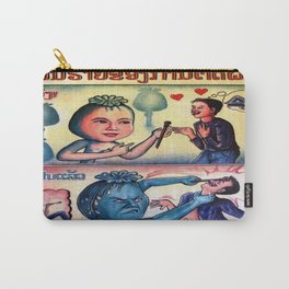The Opium Eater  Carry-All Pouch
