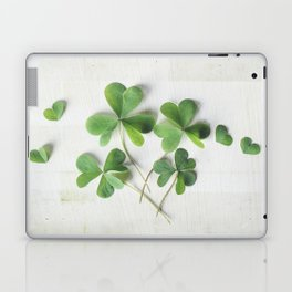 Shamrock Family Laptop & iPad Skin
