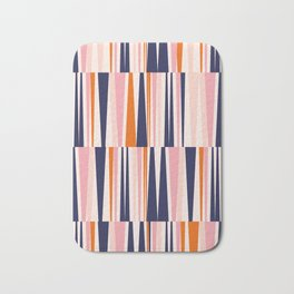 Beaching Pattern Bath Mat