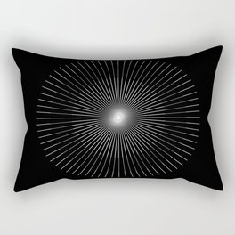Holy Triangle  Rectangular Pillow