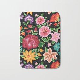 Floral Pattern from Oaxaca Bath Mat