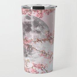 Spring Moon Travel Mug