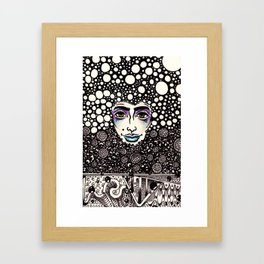 demo Framed Art Print