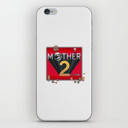 Alternative Mother 2 / Earthbound Title Screen iPhone Skin