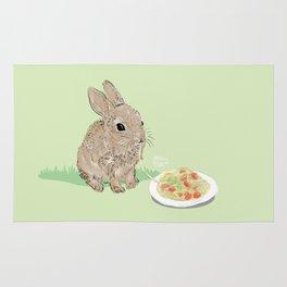Sweet Rabbit Rug