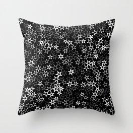 Ocean of Stars #06 Throw Pillow