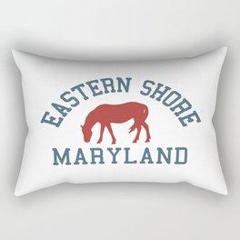 Eastern Shore - Maryland. Rectangular Pillow