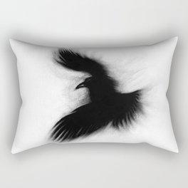 Spirit Descends Rectangular Pillow