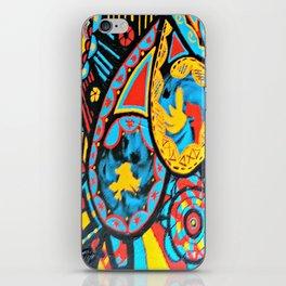 Te Whare Pii - The Beehive iPhone Skin