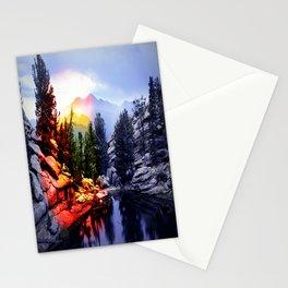 Colorado Flag/Landscape Stationery Cards