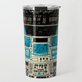 To Outer Space! Travel Mug