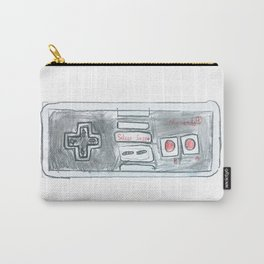 Old School Controller 01 Carry-All Pouch
