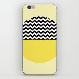 Moiety Yellow iPhone Skin