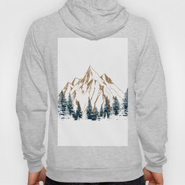 mountain # 4 Hoodie