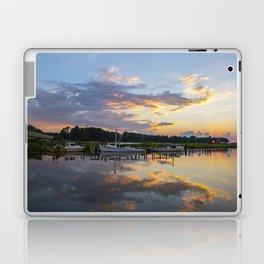 Sunset on Jones Creek Laptop & iPad Skin