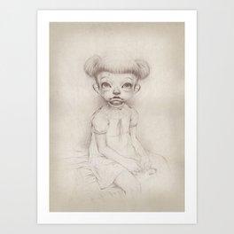 Doll I Art Print