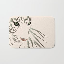 Tiger's Tranquility Bath Mat