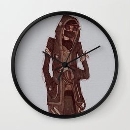 Shino Wall Clock