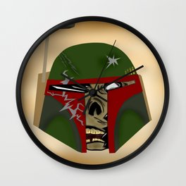 Dead or Alive Wall Clock