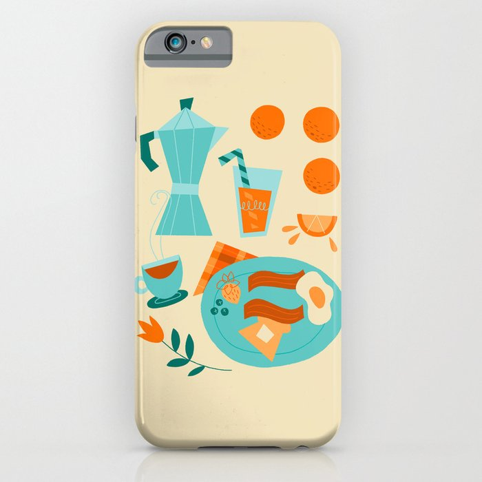 Most Important Meal iPhone Case