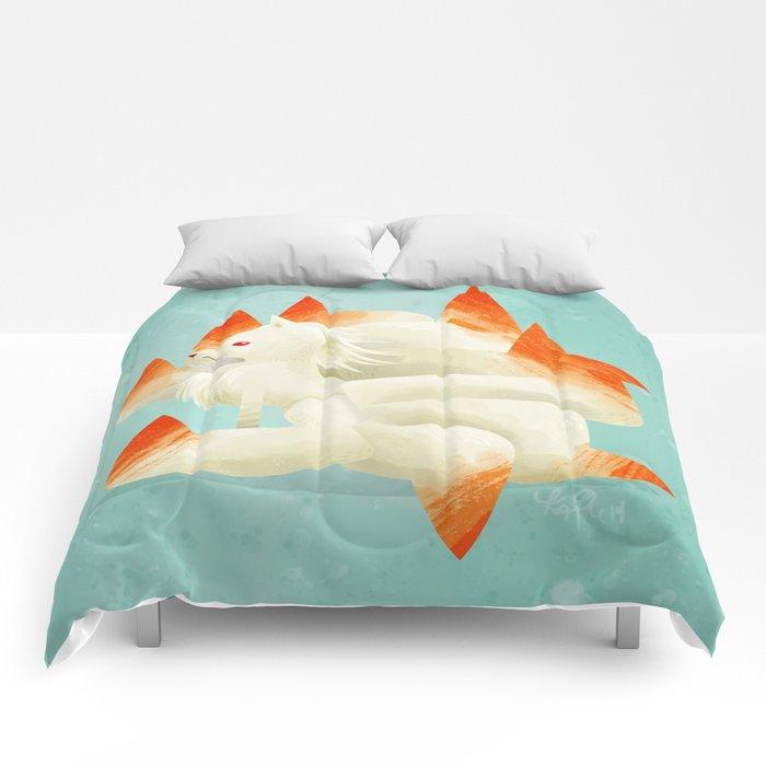 038 Ninetales Comforters