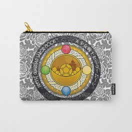Sailor Moon - Crystal Transformation Brooch Carry-All Pouch