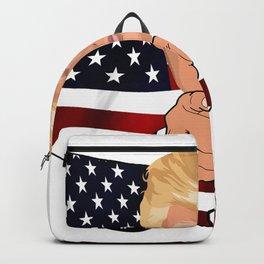 President Trump Backpack