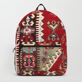 Konya Central Anatolian Niche Kilim Print Backpack