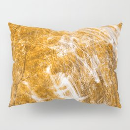 Golden Banshee Forest Pillow Sham