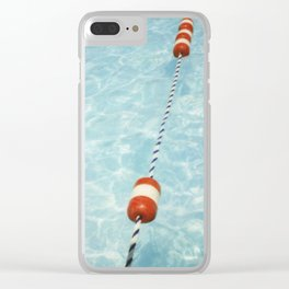 Ropes Clear iPhone Case