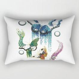 Emergiendo del caos Rectangular Pillow