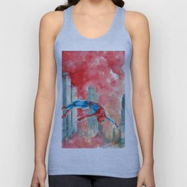 Dawn in NY Unisex Tank Top