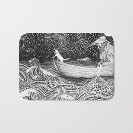 The Fisherman's Companion Bath Mat