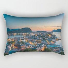 ALESUND 07 Rectangular Pillow