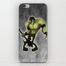 Misfits iPhone Skin