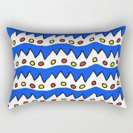 Follow the Clown Rectangular Pillow