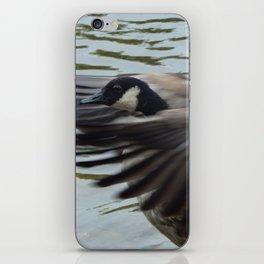 Goose fancy iPhone Skin
