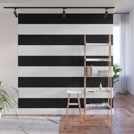 BLACK  & WHITE STRIPES XXL Wall Mural
