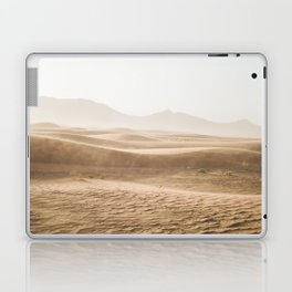 Windy desert Laptop & iPad Skin