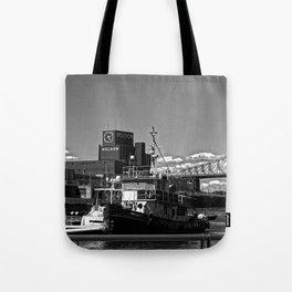Old Port Montreal Tote Bag