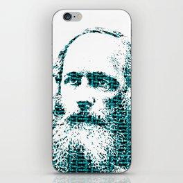 James Clerk Maxwell's Equations iPhone Skin
