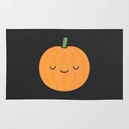 Pumpkin Rug