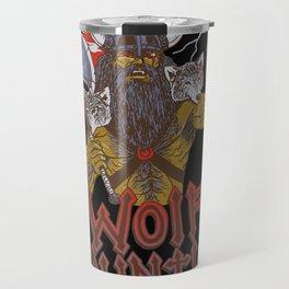 Wolf Gauntlet Travel Mug