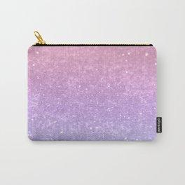 Unicorn Princess Glitter #1 (Photography) #pastel #decor #art #society6 Carry-All Pouch